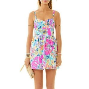 Lily Pulitzer Christine Dress Besame Mucho